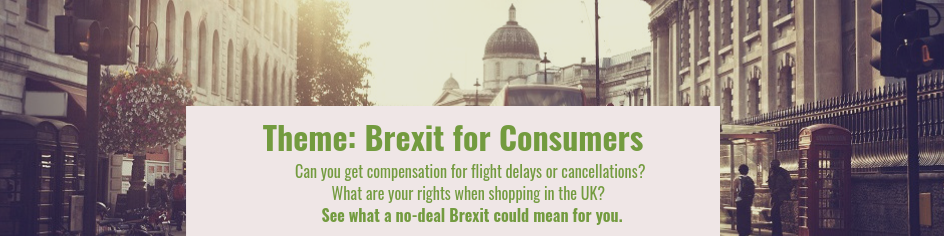 Brexit for Consumers